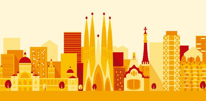 Además de formarte en una universidad extranjera, con este programa puedes conocer ciudades españolas