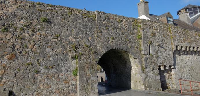 Arco Español de Galway