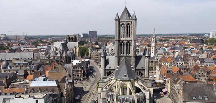 Catedral de Gante