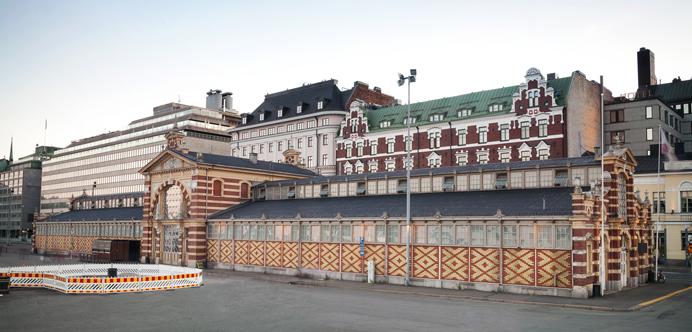 Helsinki Kauppahalli