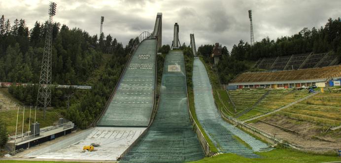 Saltos de esquí Lahti
