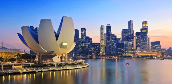 En Singapur se hablan cuatro idiomas oficiales: inglés, chino mandarín, malayo y tamil
