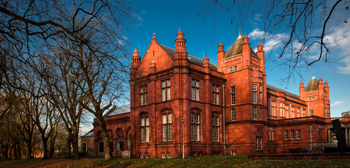 Whitworth museum in Manchester