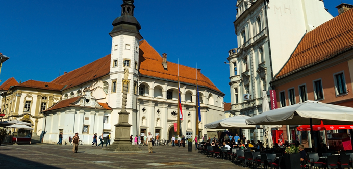 Plaza Glavni de Maribor