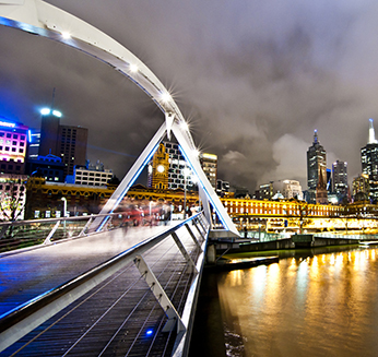 Puente de Melbourne