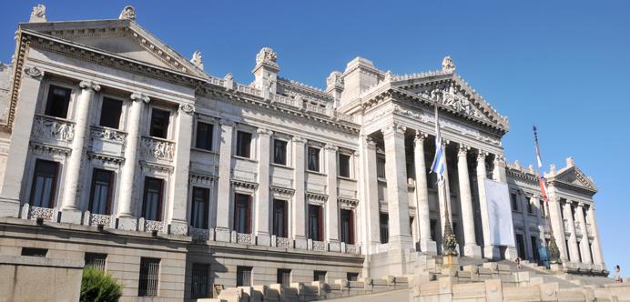 Palacio Legislativo de Montevideo