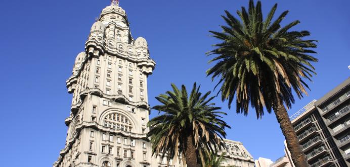 Palacio Salvo de Montevideo