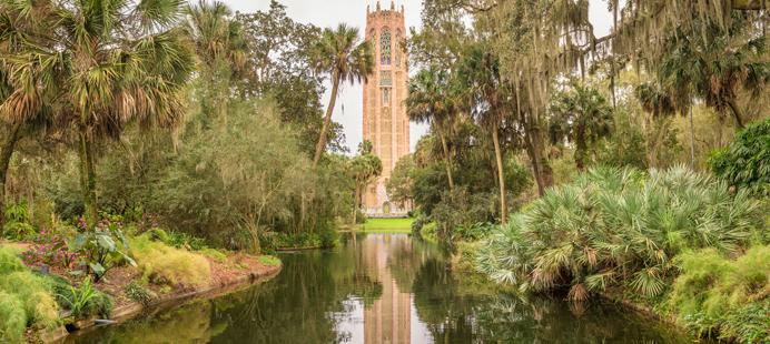 Lago en Florida
