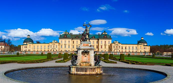 Palacio de Drottningholm, Estocolmo