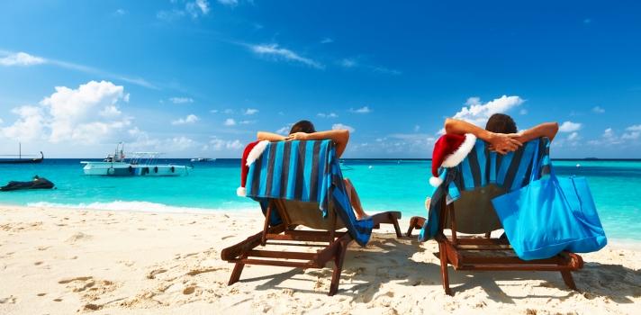 Relajarnos por completo, nos permite recargar energías y enfrentar el resto del año