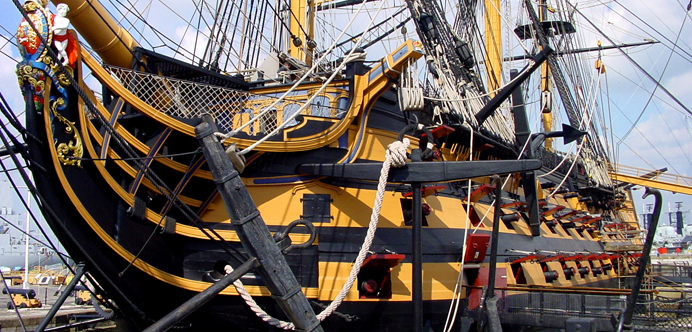 Portsmouth HMS Victory