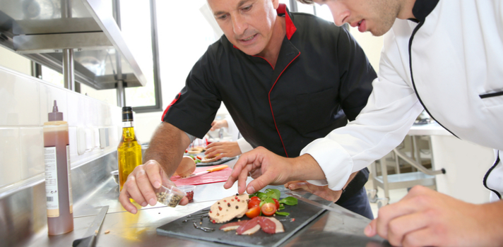 La cocina habla el mismo idioma en todos los países, pero con métodos diferentes