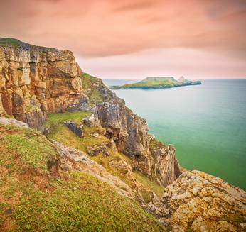 Costa en Gales
