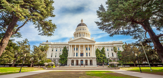 Capitolio de Sacramento