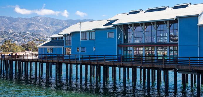 Santa Bárbara Stearns Wharf