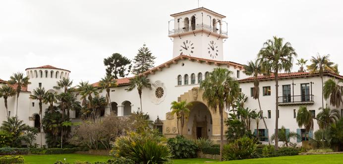 Santa Bárbara Courthouse