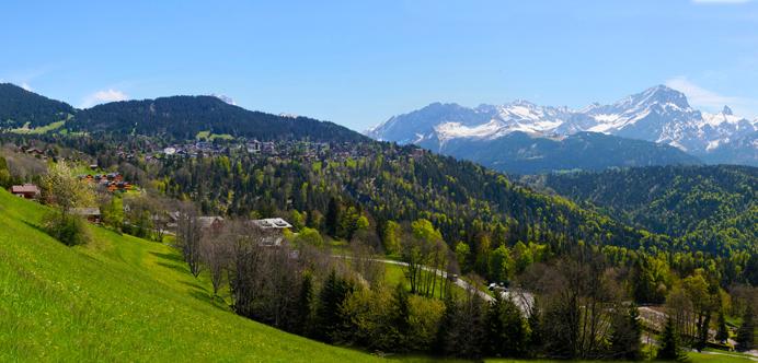 Este hombre se transformó en una cabra para vivir en una montaña en Suiza
