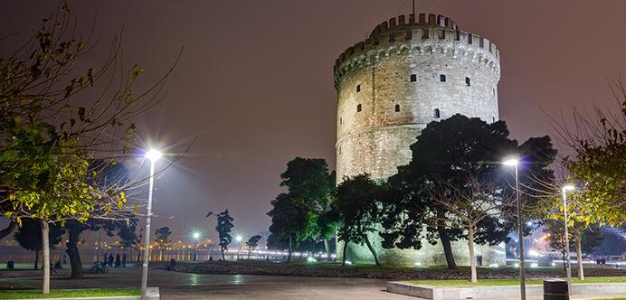 Torre Blanca, Tesalónica