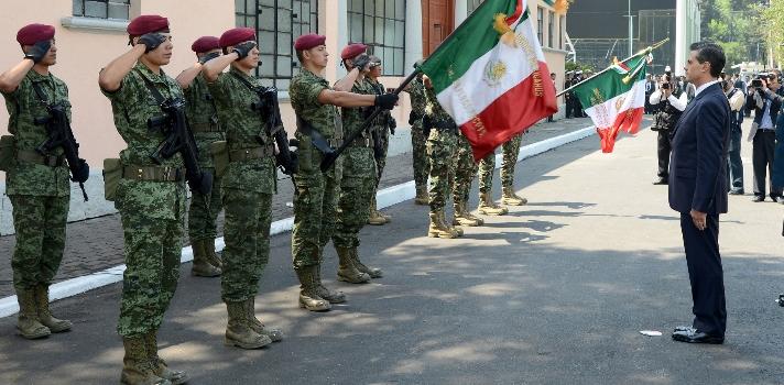 Día Del Ejército Mexicano