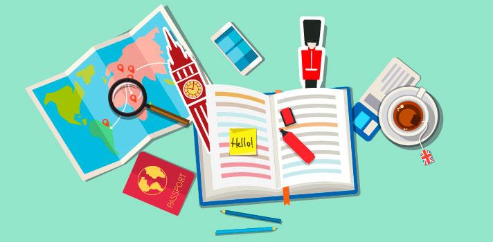 10 consejos para personas que van a viajar o vivir a países anglófonos para aprender inglés.