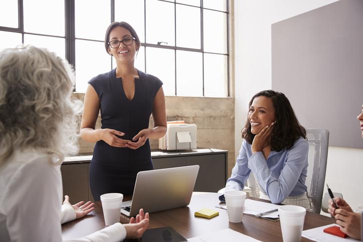 Algumas pessoas parecem ter um talento nato para liderar, mas a capacidade de liderança pode ser desenvolvida.