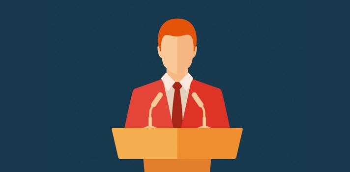 3 claves para lucir confiado a la hora de hacer una presentación en público
