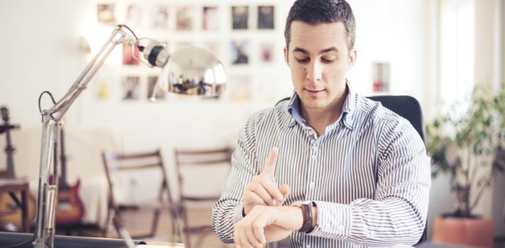 Ser impaciente te ayudará a organizar tu negocio