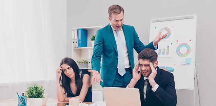 6 dicas para lidar com um chefe insuportável