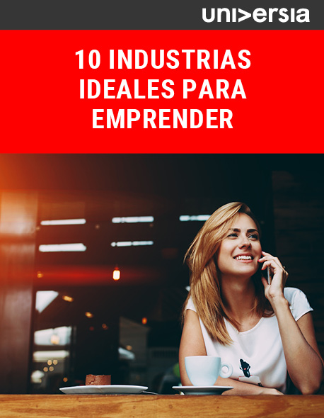 Ebook: 10 industrias ideales para emprender