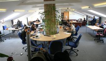 15 espacios de coworking económicos en Madrid