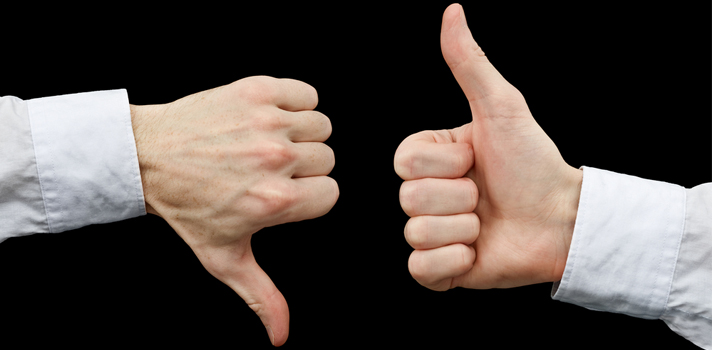 Existem várias maneiras de usar a positividade para gerir conflitos