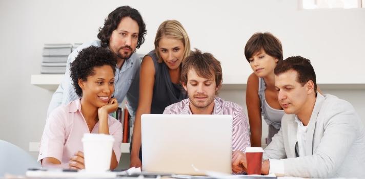 Nunca es sencillo ser el líder de un equipo de trabajo pero hay cosas que puedes hacer para mejorar