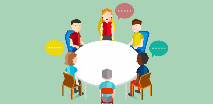 Encuentra el equilibrio para colaborar con tus compañeros, pero también para destacar tu potencial