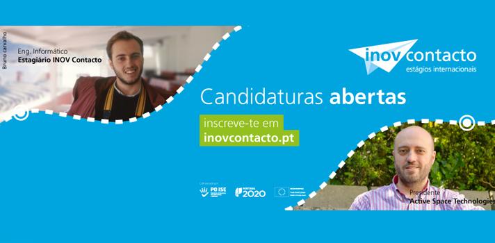 250 estágios remunerados INOV Contacto à espera de candidatos
