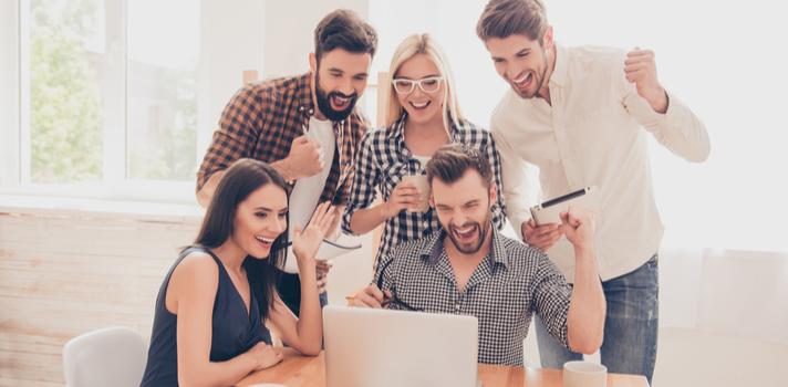 As amizades no escritório podem fazer a diferença na sua vida
