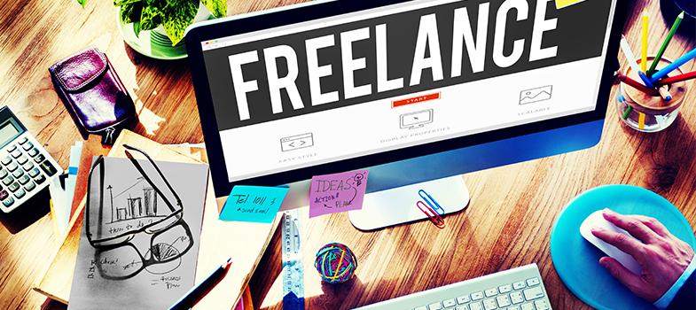 Trabajar como freelance. Fuente: OjoImages.