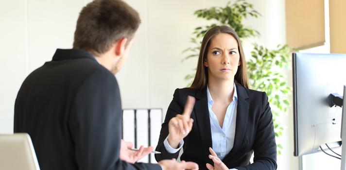 Algumas desculpas podem irritar seu chefe