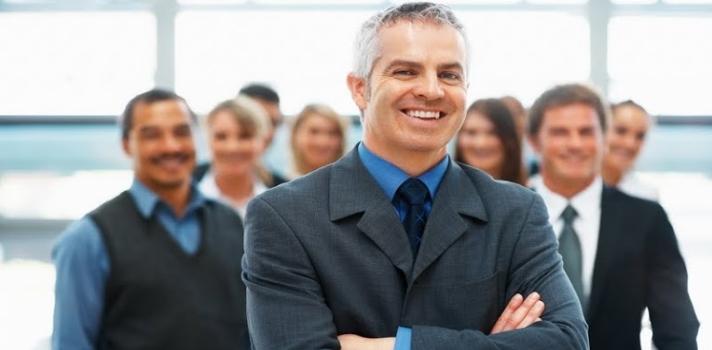 Um bom gerente gera respeito e conquista a confiança do funcionário