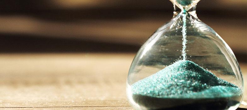 Perder algum tempo a organizar a agenda, com antecedência, pode resultar em ganhos de rentabilização