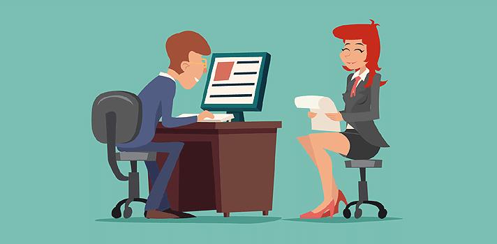5 temas sobre os quais pode e deve perguntar durante uma entrevista