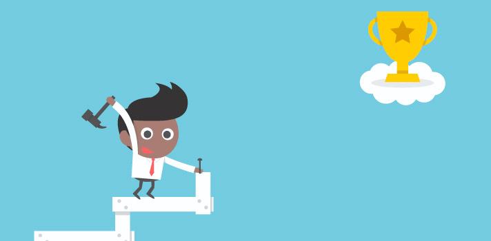 6 formas de establecer metas laborales con éxito