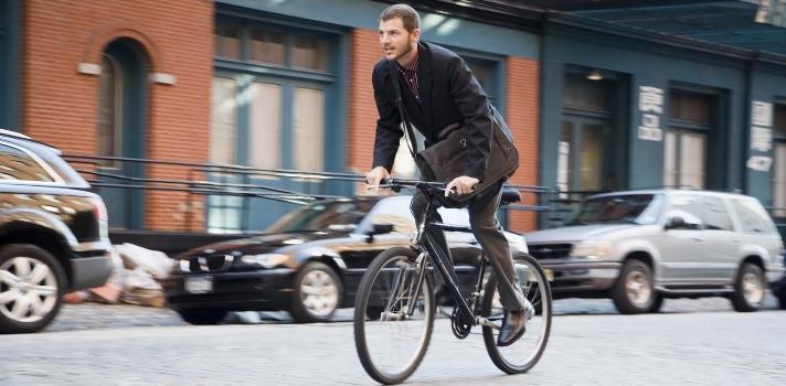 A bicicleta é amiga do ambiente e da carteira