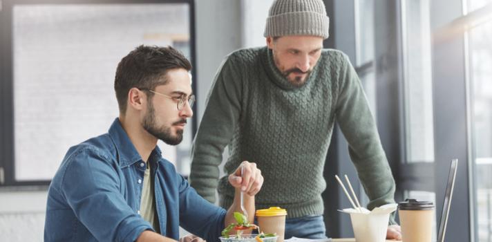 O empreendedor merece reconhecimento por sua ousadia, a sair de sua zona de conforto