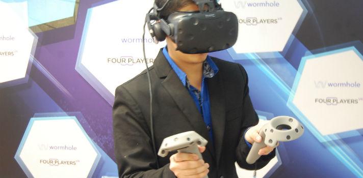 La aplicación de la realidad virtual a los procesos de capacitación corporativa ofrecerá un impacto exponencial en el corto plazo