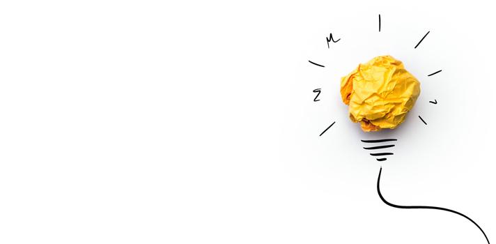 A criatividade é um dos ingredientes principais para alcançar o êxito profissional