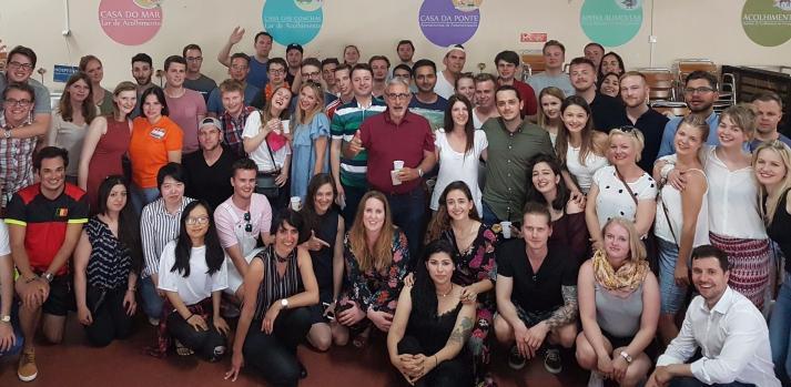Alunos do IADE-Universidade Europeia criam business plan para a Santini