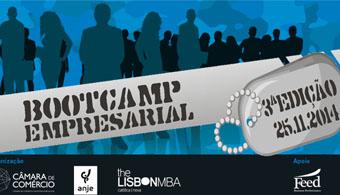 Câmara de Comércio, Anje e The Lisbon MBA promovem 3º Bootcamp Empresarial
