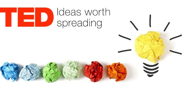5 charlas TED para potenciar tu creatividad