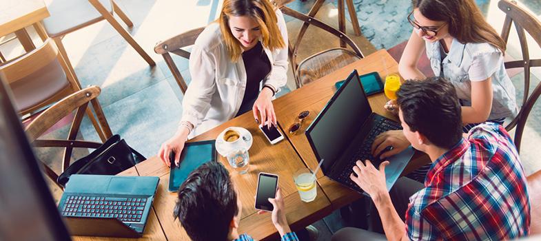 O marketing ágil procura soluções para os problemas em tempo real