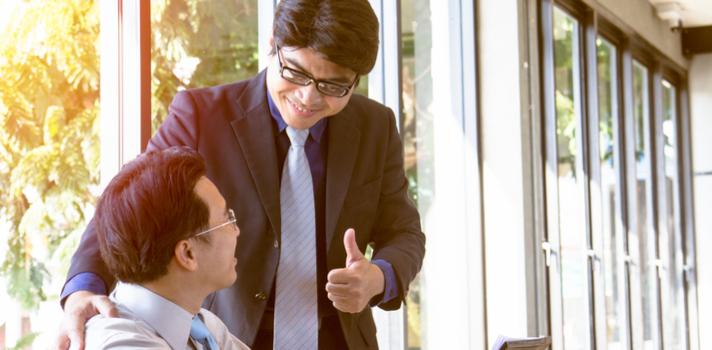 Necesitas hacerte valer y demostrar de todo lo que eres capaz si quieres un ascenso en la empresa